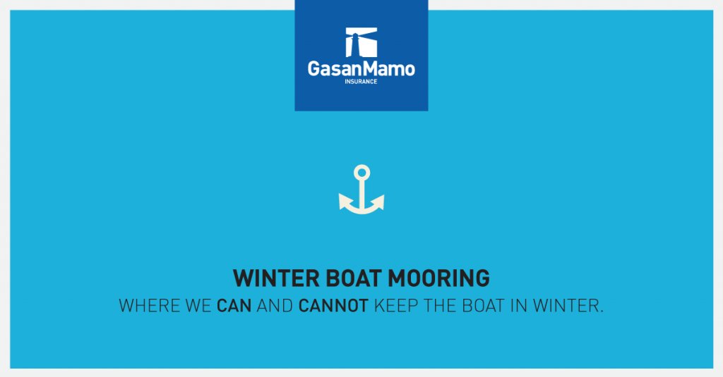 Boat Insurance Malta - Winter Mooring