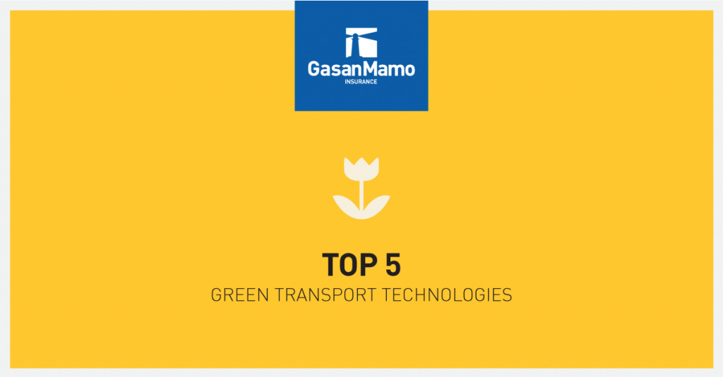 Travel Insurance Malta - Top 5 Green Transport Tech