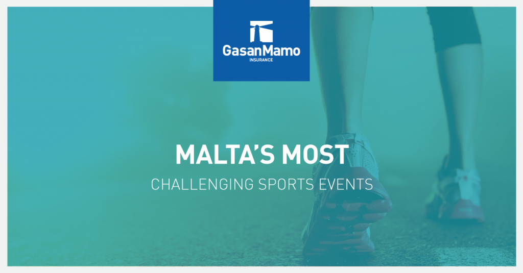 GasanMamo Insurance - Malta's Most Challenging Sports Events