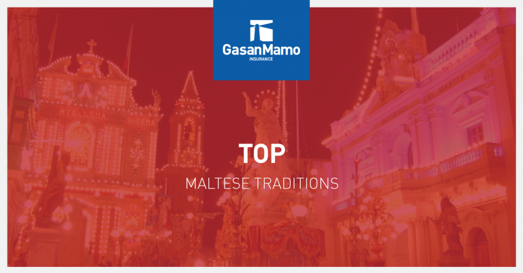 GasanMamo Insurance - Top Maltese Traditions