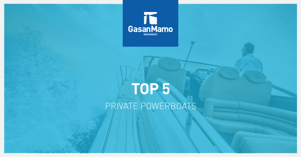 GasanMamo Insurance - Top 5 Private Powerboats