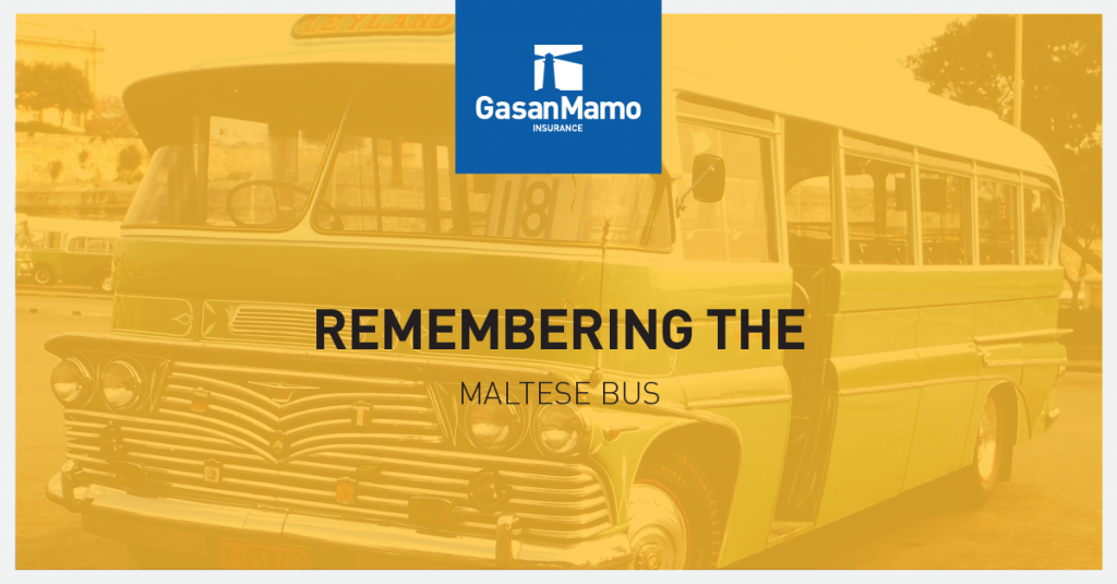 Remembering the Malta Bus - GasanMamo Insurance
