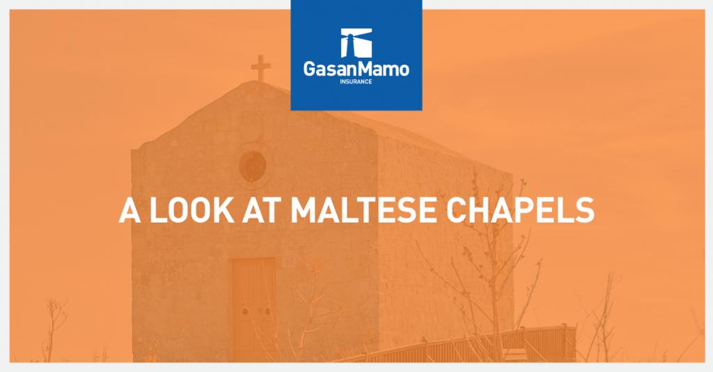 GasanMamo Insurance - Maltese Chapels