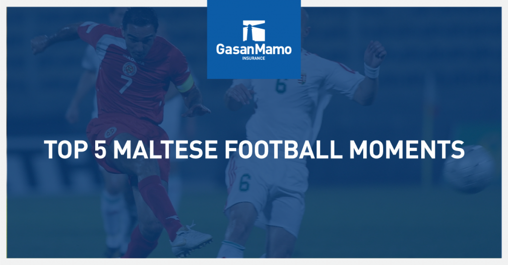 GasanMamo Insurance - Maltese Football Moments