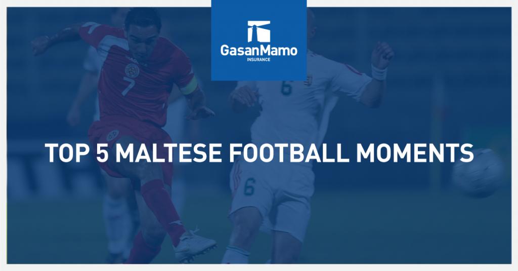 GasanMamo Insurance - Maltese Football Moments