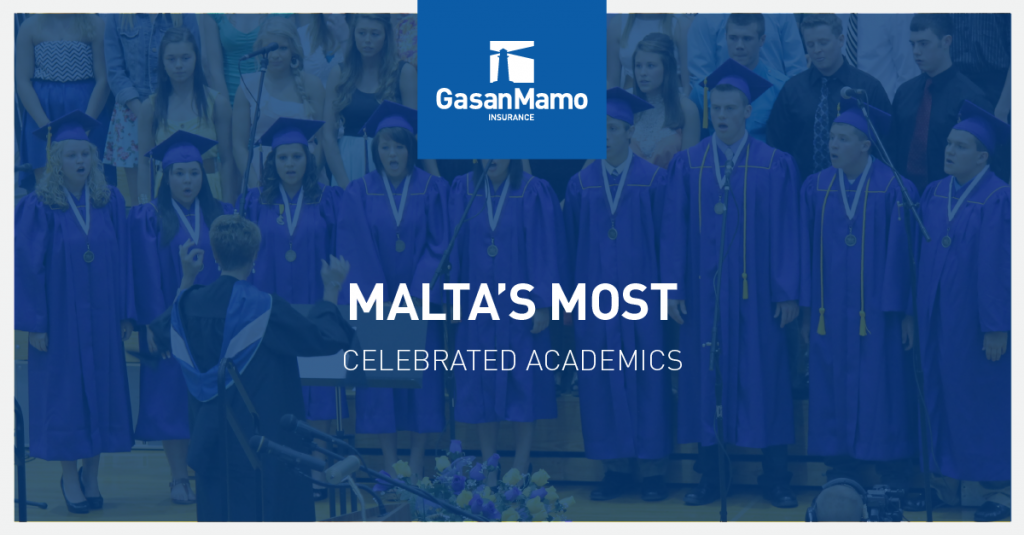 GasanMamo Insurance - Malta's Most Celebrated Academics