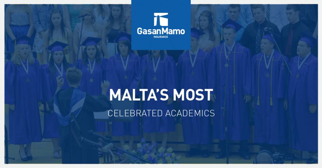 GasanMamo Insurance - Malta's Most Celebrated Academics