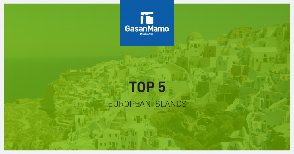 GasanMamo Insurance - Top 5 European Islands