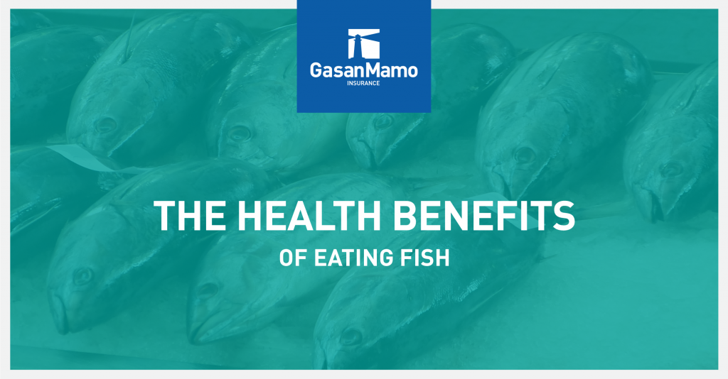 Health Insurance Malta - Benefits of eating fish