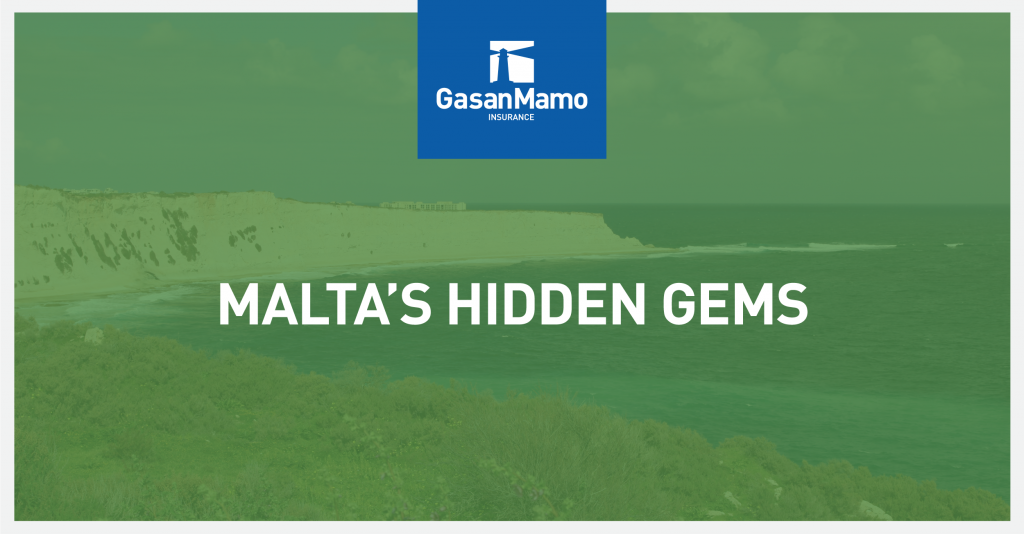 GasanMamo Insurance - Malta's hidden gems