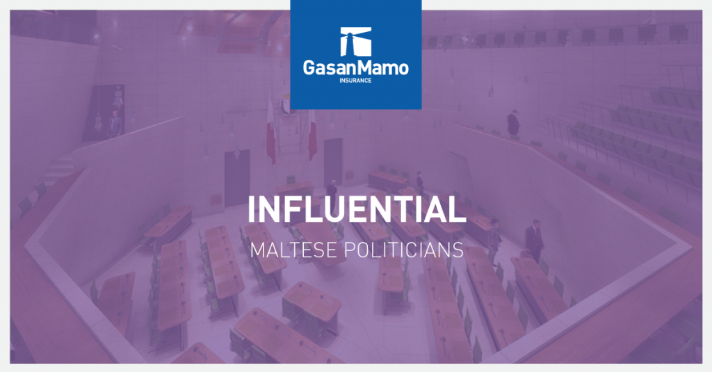GasanMamo Insurance - Maltese Politicians
