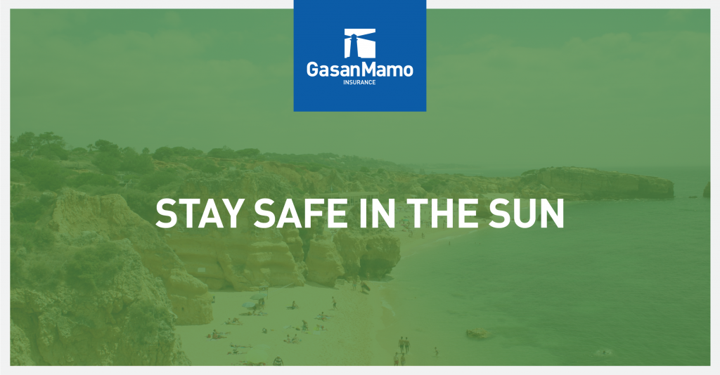 GasanMamo Insurance - Stay Safe in the Sun