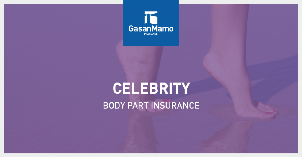 Celebrity Body Part Insurance