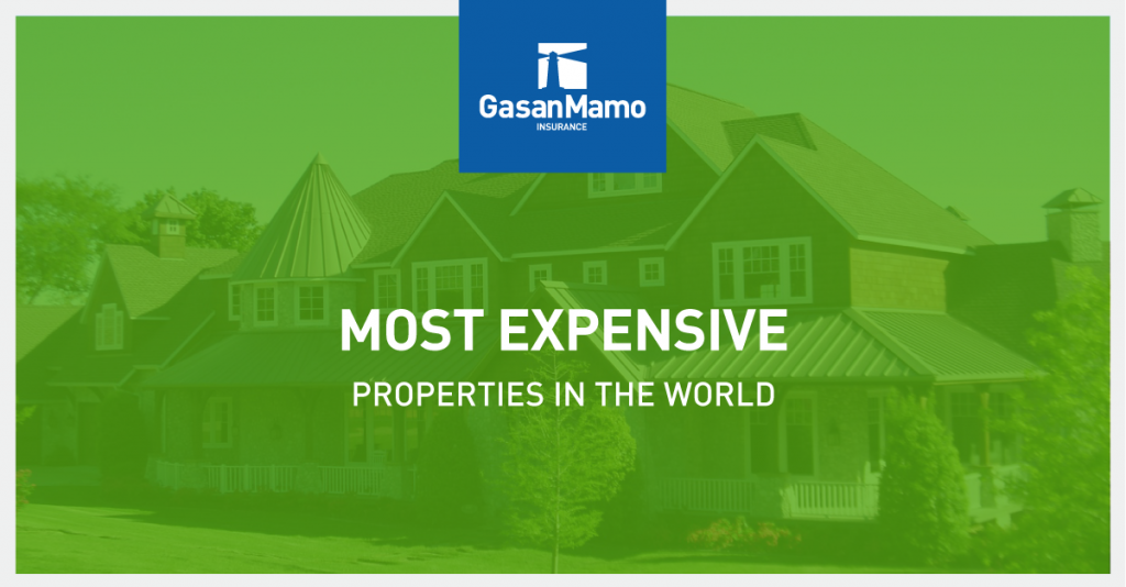 Home Insurance Malta - Most Expensive Properties in the World