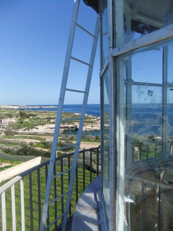 delimara-lightsouse-malta-ladder