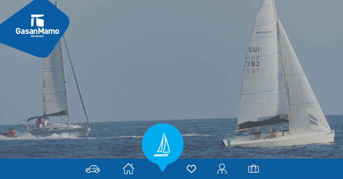 Top Sailing Locations GasanMamo Insurance