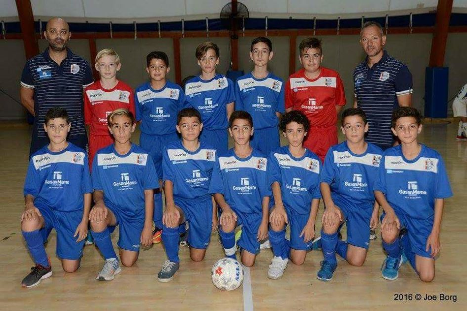 GasanMamo Insurance Extends Its Support To Mosta FC Youth Nursery