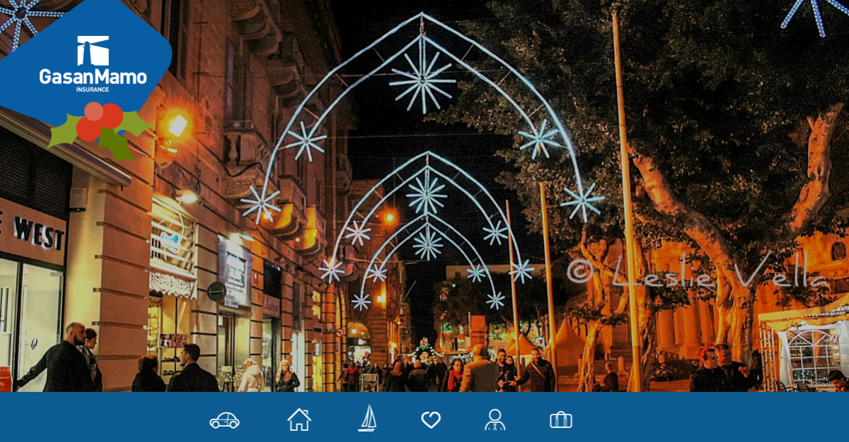 Christmas Attractions In Malta