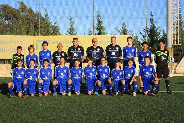 Mosta-FC-Youth-Nursery 2013