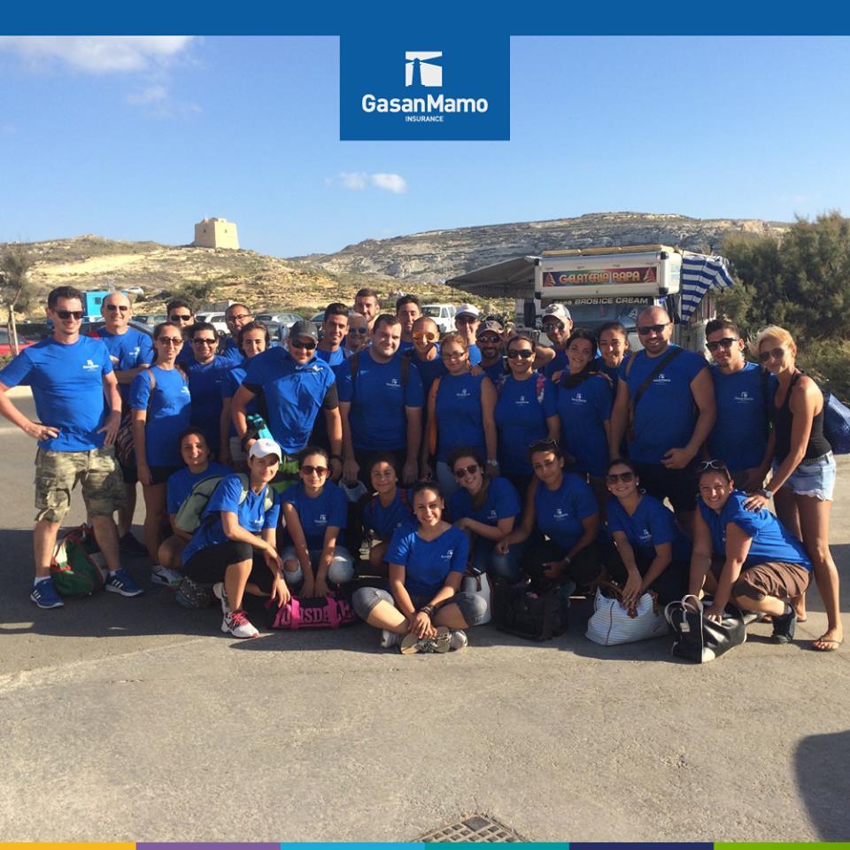 Team Building - Gozo September 2015