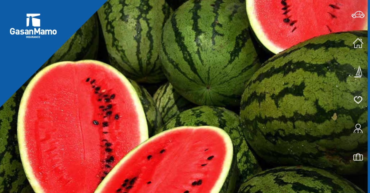 12 uses of watermelons