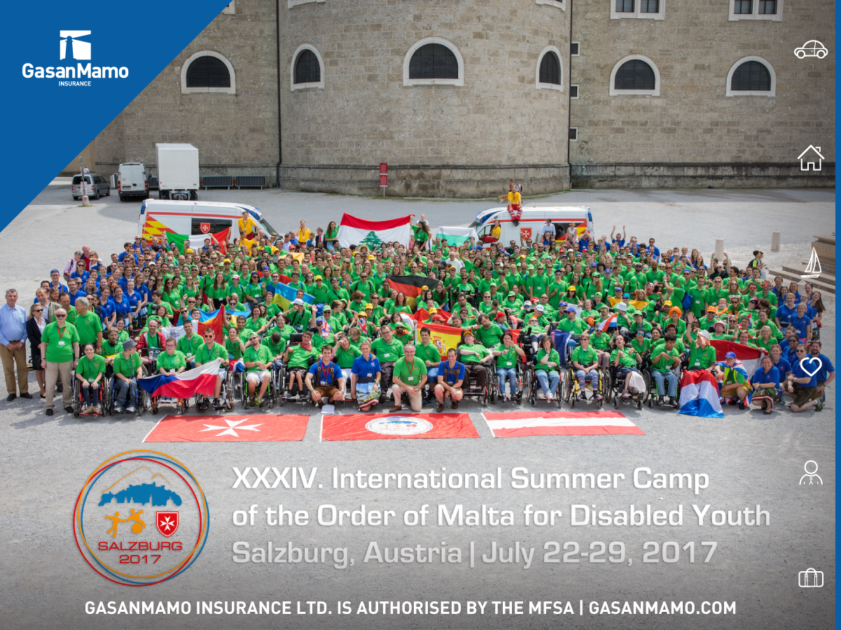 international summer camp of the order of malta