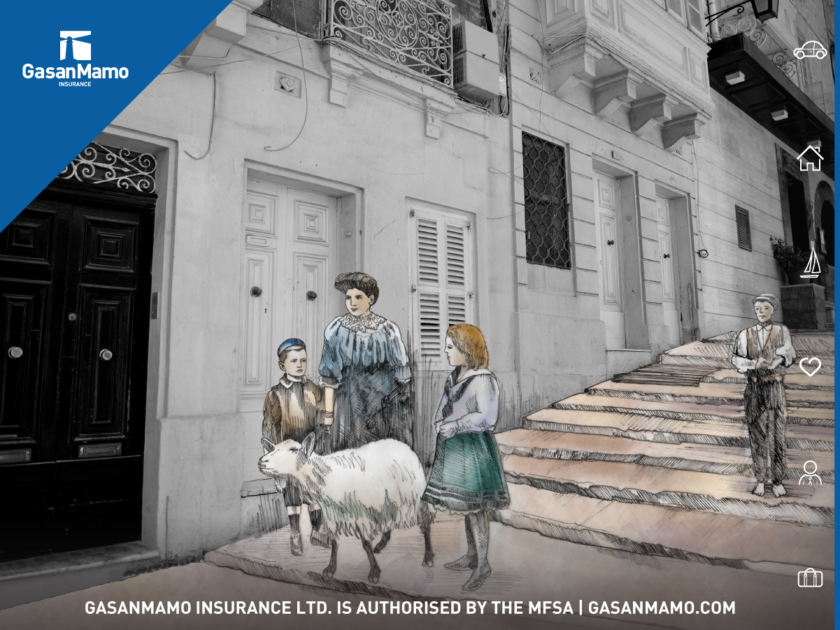 GasanMamo Insurance highlights Valletta
