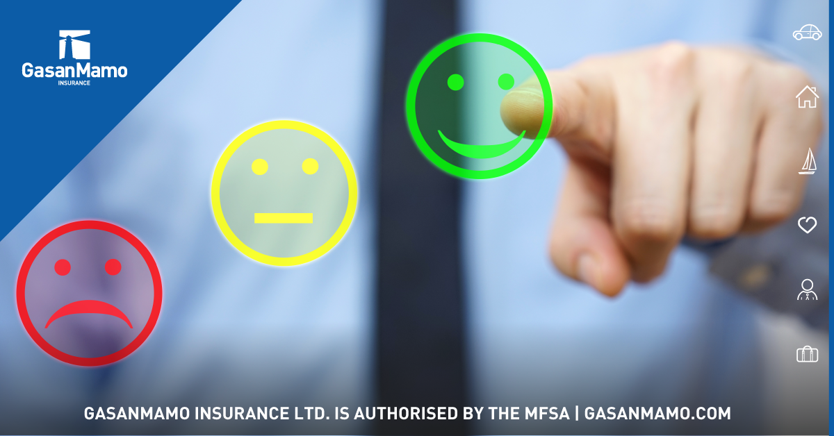 GasanMamo Insurance Supports Be Positive Bipolar Self Help, Malta