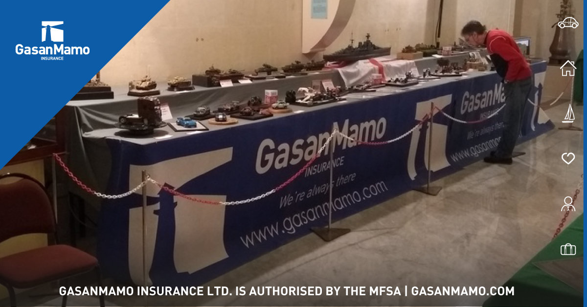 GasanMamo Insurance extends its support for the organisation of Annual Scale Model Exhibition