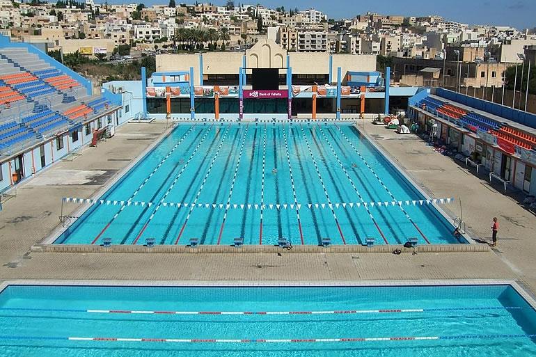 Keep Healthy At Malta National pool