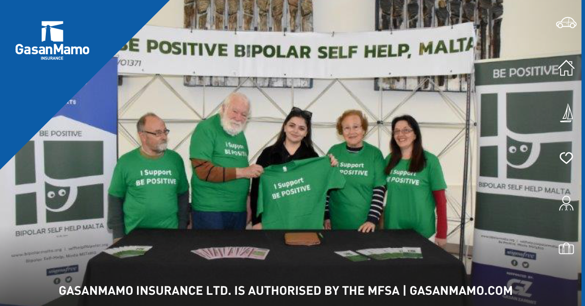 GasanMamo Insurance supports mental health