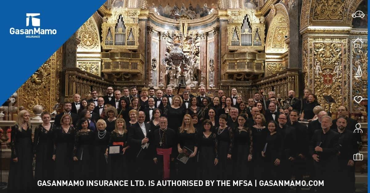GasanMamo Insurance supports musical concerts in aid of Dar tal-Providenza