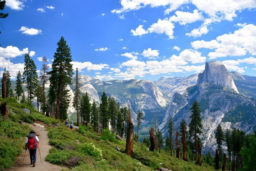 Hiking Trail USA