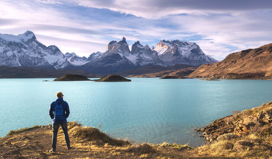 Hiking in Chile