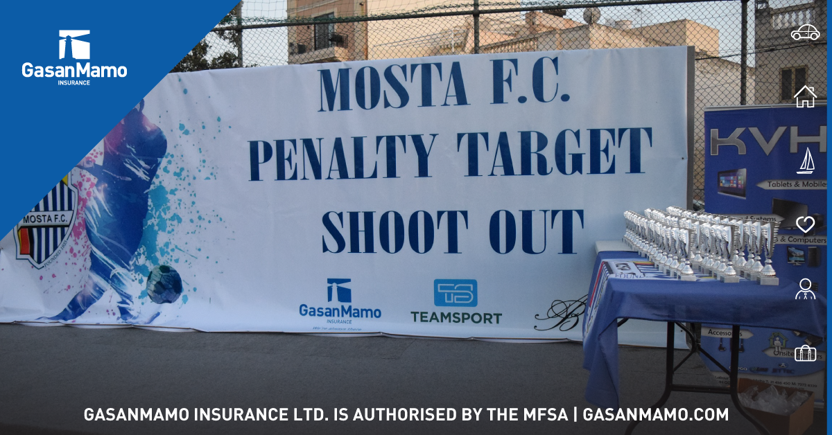 GasanMamo Mosta F.C.