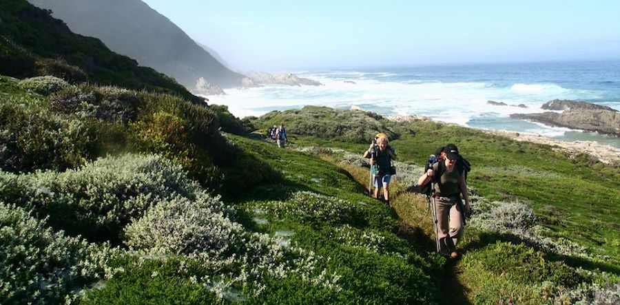 South Africa Hike