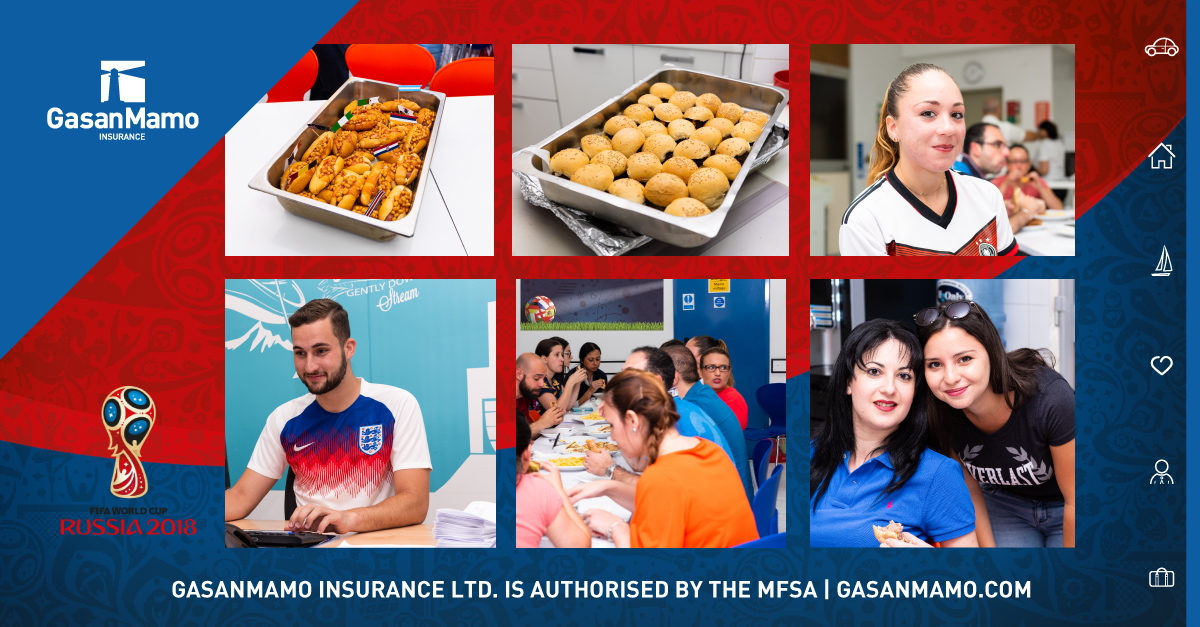 World Cup reaches fever pitch with GasanMamo Insurance