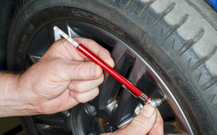 Check Car Tyres