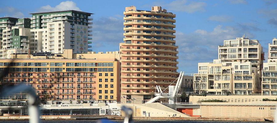 Buildings Malta