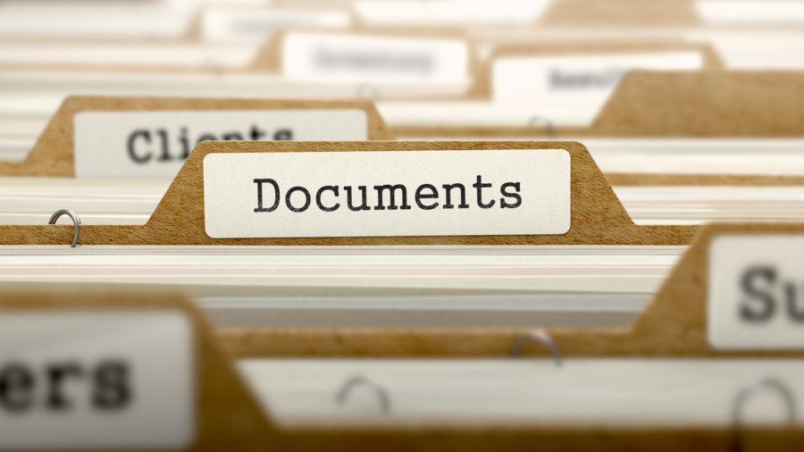 Picture of Documents