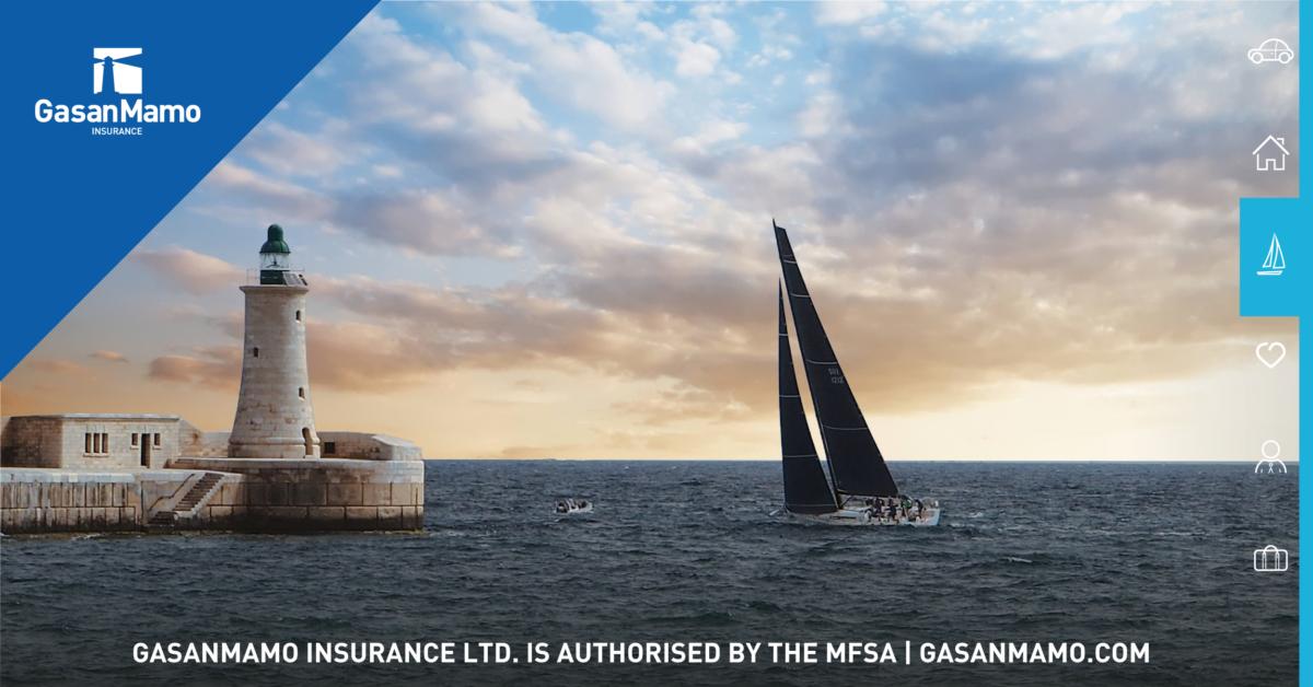 Sail around Malta